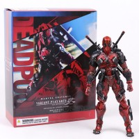 Jual Play Arts Kai Marvel Variant Deadpool | PAK Marvel Deadpool Murah