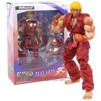 Play Arts Kai Street Fighter IV Super Arcade Edition Ken | PAK Ken