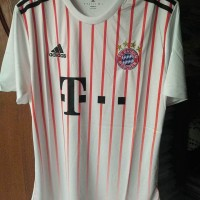 Obral Jersey GO Bayern Munchen 3rd 17-18 Leaked
