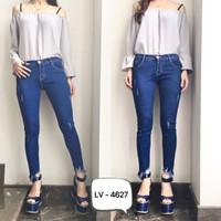 Jual Punny Ripped Jeans Lv 4627 Murah