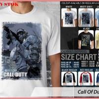 Call Of Duty 22 - BAJU KAOS DISTRO PRIA WANITA ANAK OCEAN SEVEN