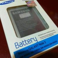 Batre Baterai Batere Samsung Galaxy Note 3 Original Battery