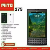 "MITO 275 Passport Qwerty Touchscreen Dual SIM (4.0"")"