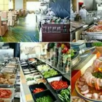 Tiket internasional buffet dinner & seafood @ baiyoke sky
