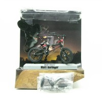 """Sepeda Mini Flick Trix Bmx """"Matt Beringer"""" Cycle Star Vehicle Alloy"""