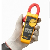 FLUKE 303 digital clamp meter tang ampere AC 600A with SOFT CASE ASLI