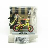 "Sepeda Mini Flick Trix Bmx ""Aaron Ross"" Cycle Star Vehicle Alloy"
