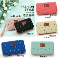 Jual dompet wanita murah import korea casual for lady wallet Murah