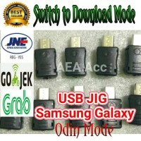 USB JIG Samsung Android Boot Download Mode / odin mode