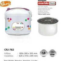 Jual cosmos rice cooker crj-782 Murah