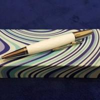Jual Faber Castell E-Motion Resin White Ballpoint Murah