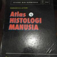 Jual Atlas histologi manusia Murah