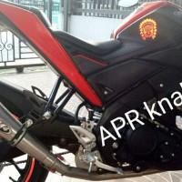 Knalpot M4 untuk Yamaha Xabre,R15,CBR150 lokal/Facelift,Ninja RR mono,