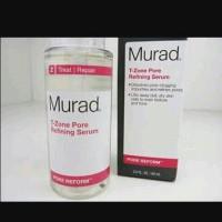 murad t-zone pore refining gel serum pengecil pori komedo
