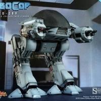 Robocop ed-209 hot toys ed 209