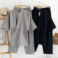 harga Yukata Hakama Kimono Pria Baju Adat / Tradisional Korea Tokopedia.com