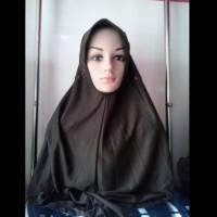Rabbani Kerudung Great Innova Jilbab Sekolah [Coklat Tu