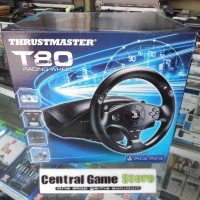 PS4 / PS3 Thrustmaster T80 Racing Wheel
