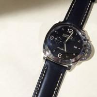 Panerai PAM359 Q Swiss ETA Best Edition on Black Leather Strap