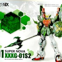 MG 1/100 XXXG-01S2 ALTRON Gundam Wing SUPER NOVA Master Grd NO BANDAI