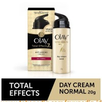 OLAY TOTAL EFFECT 7 DAY CREAM NORMAL SPF 15 20GR ORIGINAL