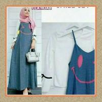 Tunik/baju Wanita/sabrina/baju Atasan/smile Set