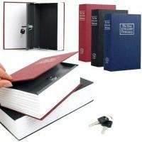 Jual Hidden Safety Box / safe book brankas mini bentuk buku Murah