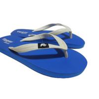 Sandal Fipper Classic/ Sendal Jepit / Sendal Pantai Blue White