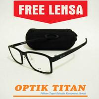 Frame Kacamata Minus Sport Milesstone Hitam Doff Murah Premium Terbaru