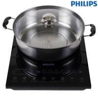 PHILIPS INDUCTION COOKER HD4932 / KOMPOR INDUKSI HD 4932 FREE PANCI