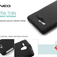 Samsung Grand Prime - VE Quicksand Hitam Ultra Thin Hard Case casing