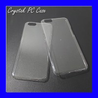 Oppo A57 Crystal PC Case Casing Cover