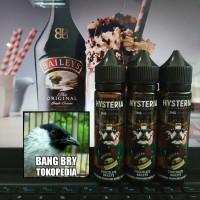 Jual 60ml Hysteria Slainte Choco Baileys - Premium Liquid Lokal   Histeria Murah