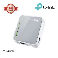 TP-LINK TL-MR3020 Portable 3G/4G Wireless N Router - White