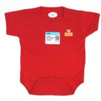 Jual Miyo Jumper Merah Segitiga - Newborn Murah