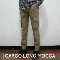 Jual Celana Panjang Cargo / Pinggang Karet Murah