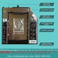 UltraBay Caddy IBM T410, HDD Caddy Khusus Lenovo T410/ Non Universal