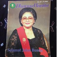 MAJALAH - IBU TIEN SOEHARTO - DHARMA WANITA 1996