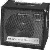 Speaker Keyboard Behringer Ultratone K3000FX 300 watt