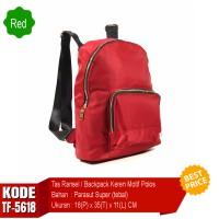 Backpack Fashion TF-5623 Tas Punggung Wanita, Tas Ransel Import