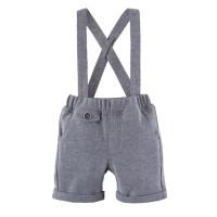 harga Celana Monyet Anak - Mom N Bab Overall Short Dark Grey Tokopedia.com