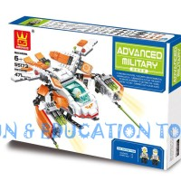 Bricks Wange Attack Gunship 55173