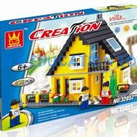 Bricks Wange Creation Villa 32052