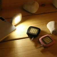 Jual Lampu Selfie Camera HP 16 LED Murah