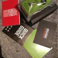 MXR CARBON COPY BRIGHT DELAY NEW SERIES GUITAR STOMPBOX EFEK
