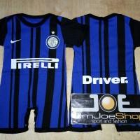 Baju Bola Bayi/Baby Jumper Bayi Inter Milan Home 17/18