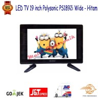 Led Tv 19 Inch Polysonic PS-1892 Wide Promo