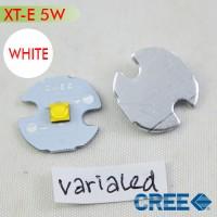 harga Led Cree Xt-e Led 5w White Emitter Putih Asli Usa 16mm Aluminium 1.5a Tokopedia.com