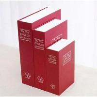 Jual kotak penyimpanan rahasia kamus dictionary M-book safe-Brankas mini po Murah
