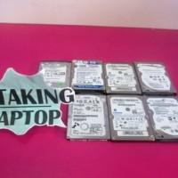 Hardisk Laptop 320 giga -Bekas- - Hitachi. seagate. samsung. toshiba